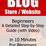 How To Create A Website Blog In 10 Minutes