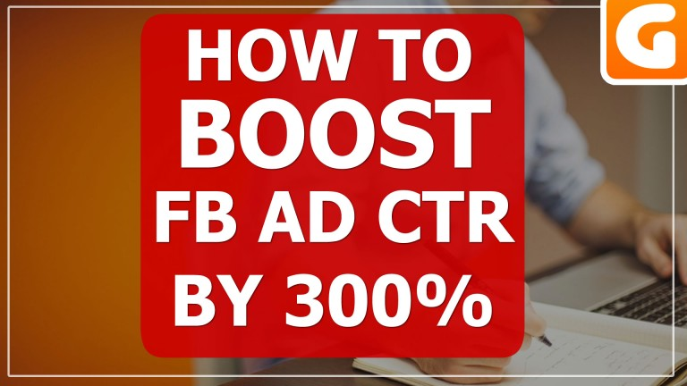 How To Boost Your Facebook Ads CTR By 300%
