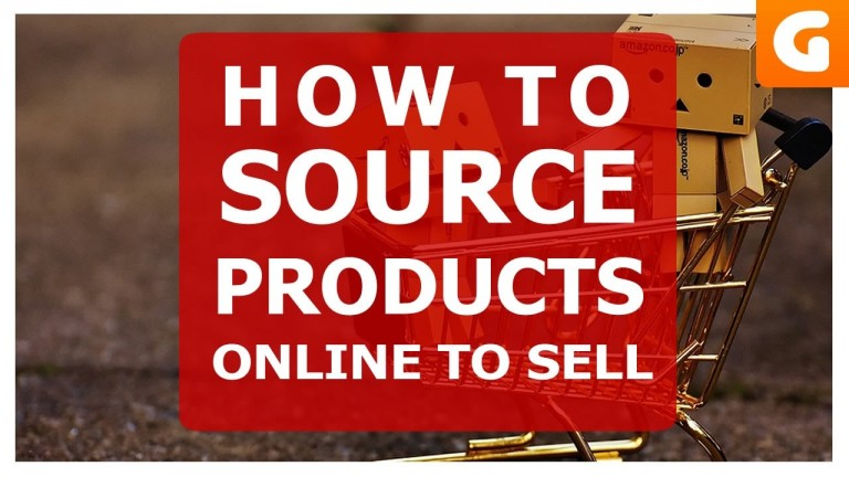 How To Source Products To Sell Online For Newbies Internet Marketers